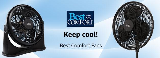 Best Comfort fans