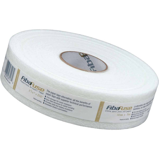 FibaFuse 2-1/16 In. X 250 Ft. Paperless Drywall Tape