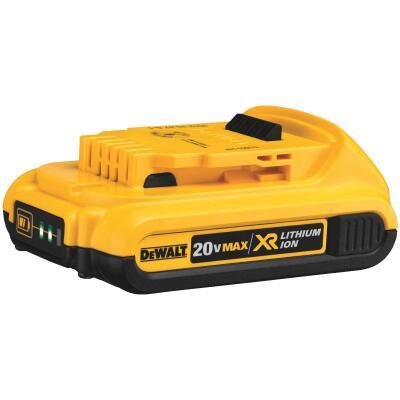 DeWalt 20 Volt MAX XR Lithium-Ion 2.0 Ah Compact Tool Battery