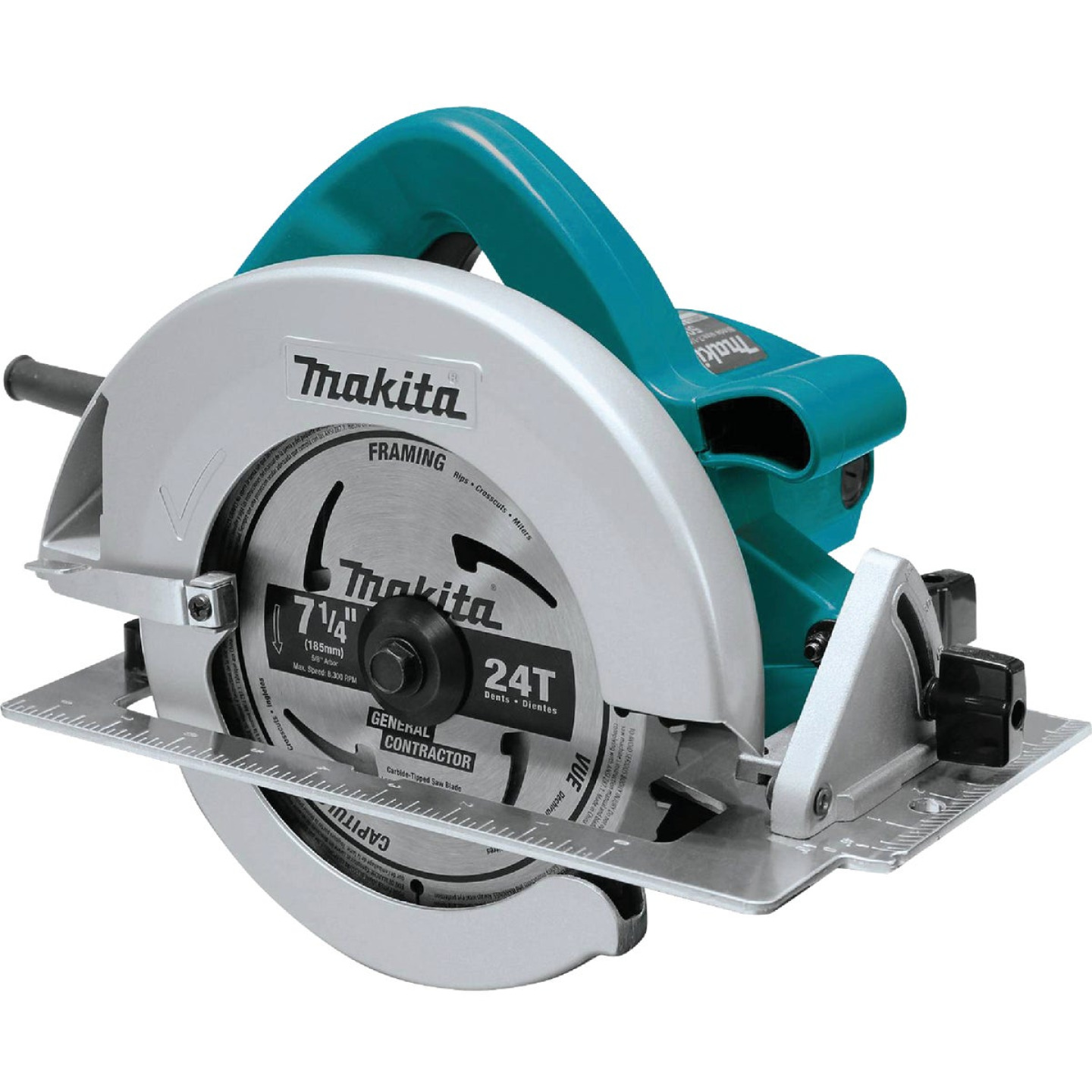 Makita 7-1/4 In. 15-Amp Contractor Circular Saw Image 1