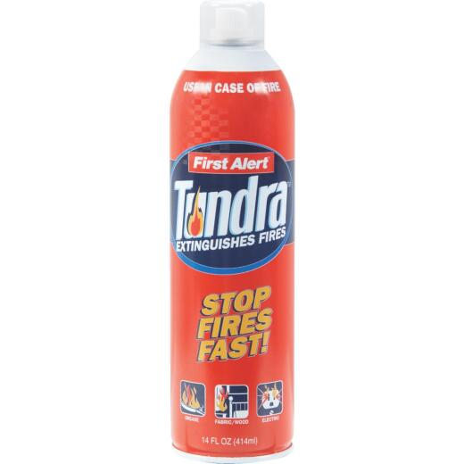 First Alert Tundra Fire Suppressant Spray, 14 Oz.