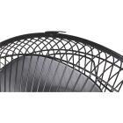 Best Comfort 16 In. 3-Speed Extends to 49 In. H. Black Oscillating Pedestal Fan Image 5