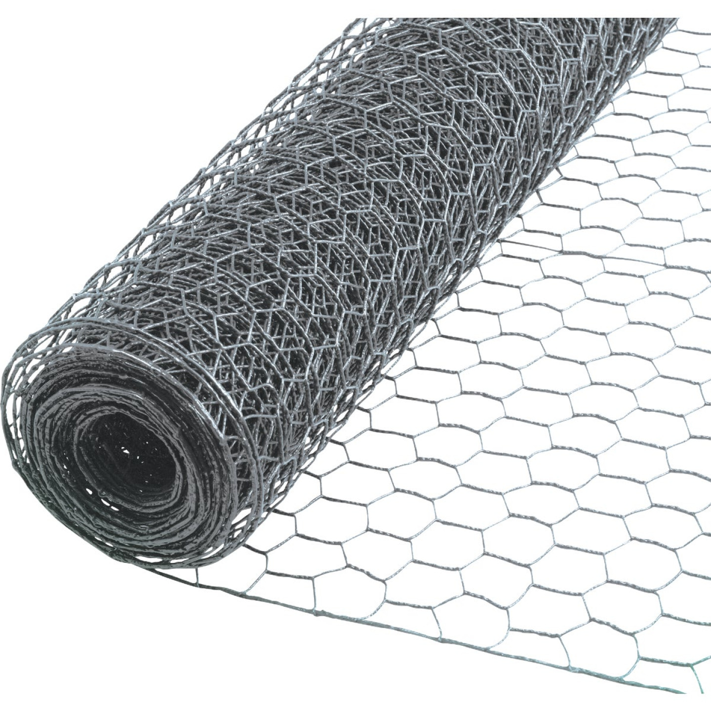 Do it 1 In. x 48 In. H. x 150 Ft. L. Hexagonal Wire Poultry Netting Image 1