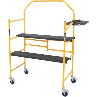 MetalTech 500 Lb. Load Capacity Indoor Multi-Purpose Steel Scaffolding