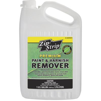Zip-Strip Gallon Premium Methylene Chloride Free Paint & Varnish Remover