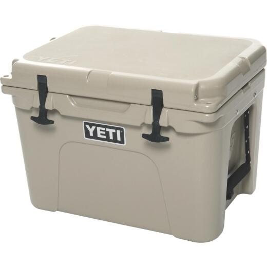 Yeti Tundra 35, 21-Can Cooler, Tan
